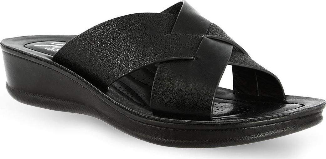Γυναικείες Παντόφλες Comfort Parex 12119012 Μαύρο