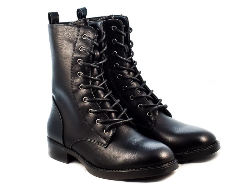 Γυναικεία Μποτάκια ARSM6151 Μαύρο