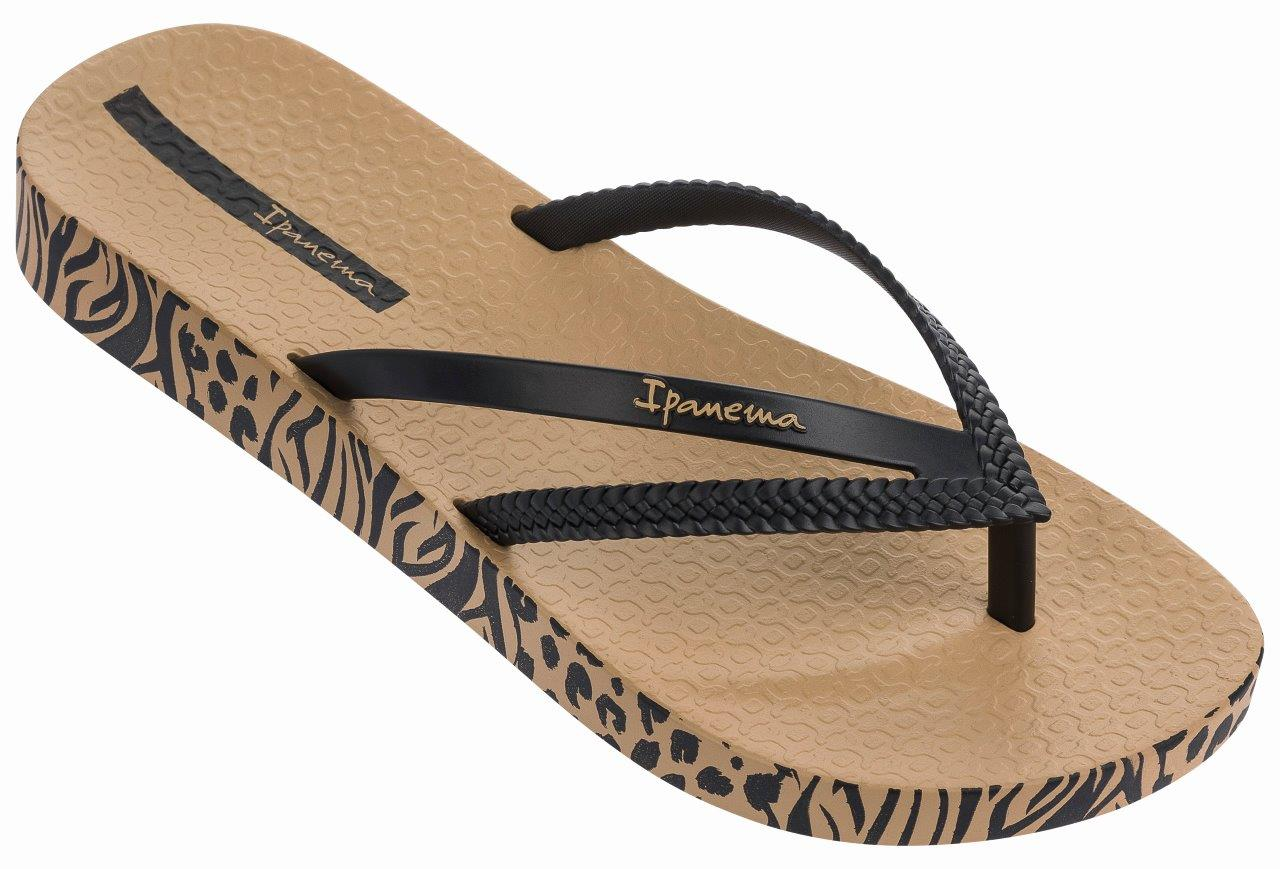 IPANEMA BOSSA SOFT II 780-18325 BEIGE/BLACK (82282-20837) Μπεζ