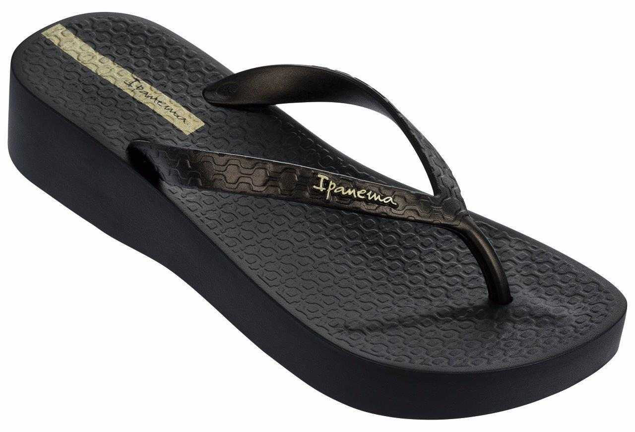 IPANEMA 780-18318 BLACK/BLACK (80129-20766) Μαύρο