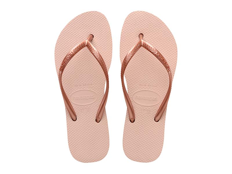 Havaianas Slim Flatform 4144537-0076 Ballet Rose