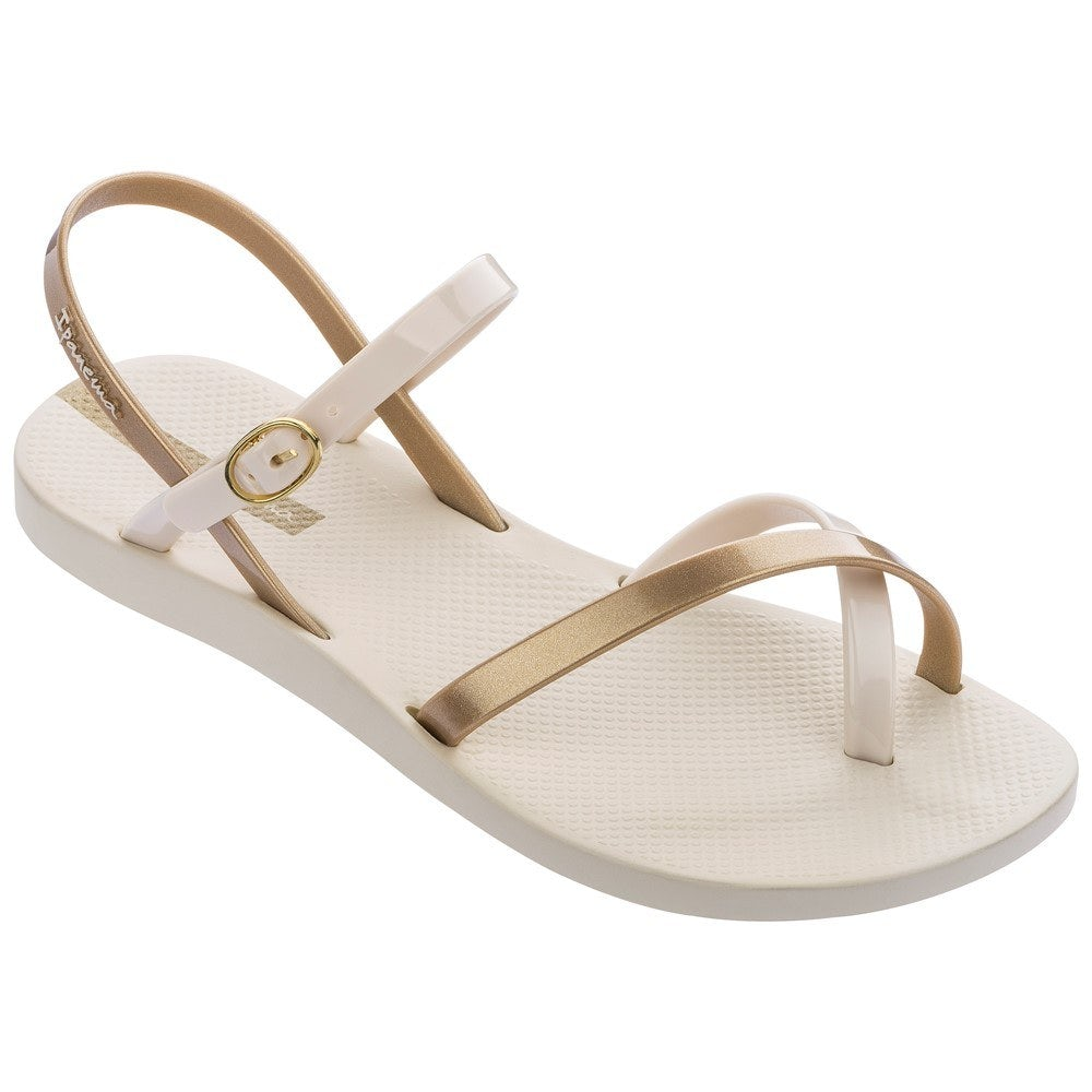 Ipanema Fashion Sand VIII Fem 780-21329 Beige/Gold (82842-20352)