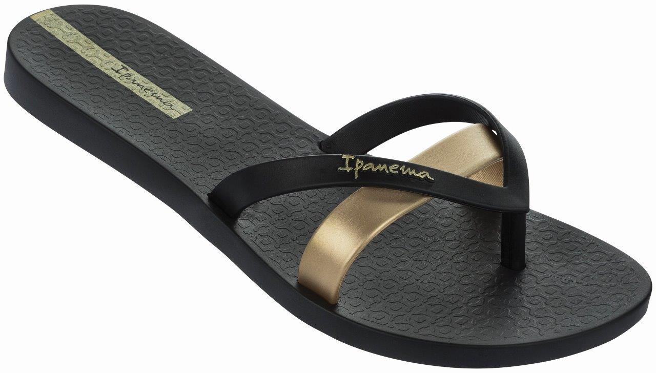 Ipanema Kirei Fem 780-20324 Black/Gold (81805-24006)