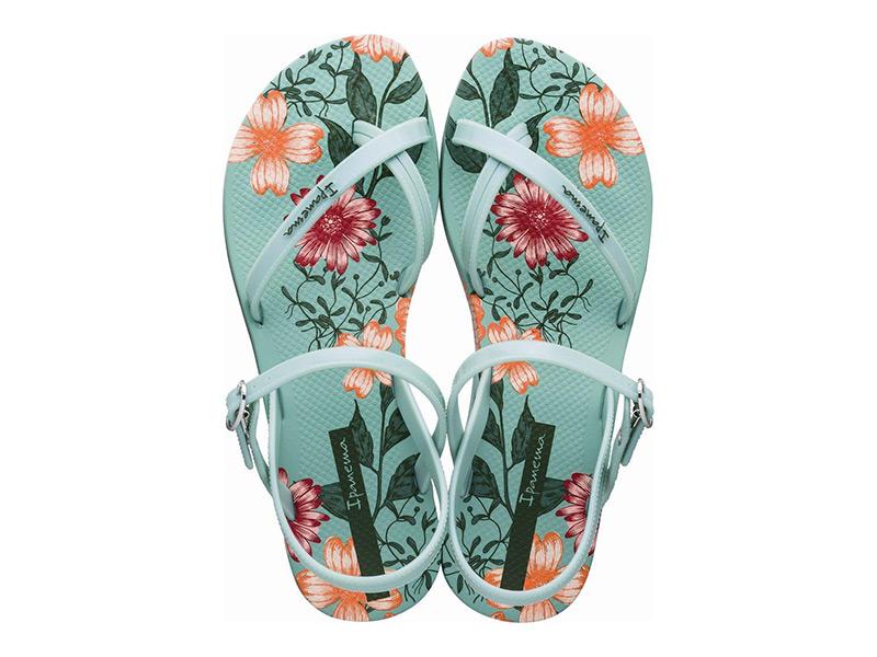 Ipanema Fashion Sand VIII 780-20356 Green/Green (82766-20770) - Ipanema -