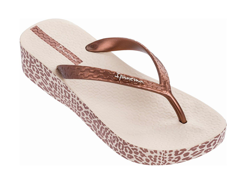 Ipanema Estilos Mix Fem 780-20367 Beige/Copper (25992-22265) - Ipanema -