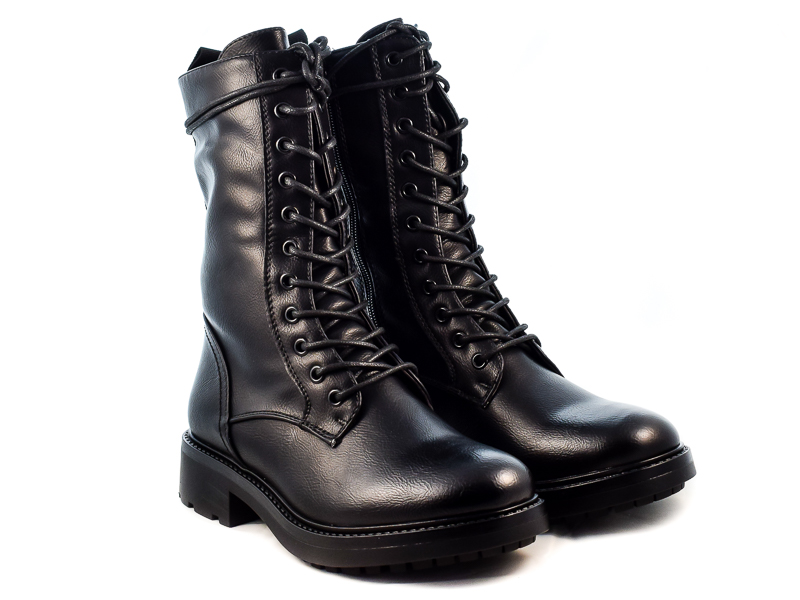 Γυναικεία Μποτάκια ARSM5549 Μαύρο
