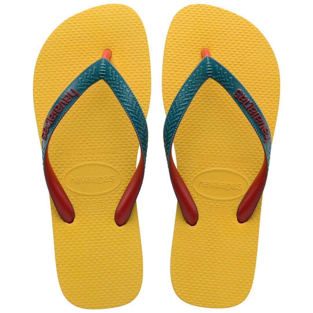 Havaianas Top Mix 4115549-0776 Gold Yellow - Havaianas -