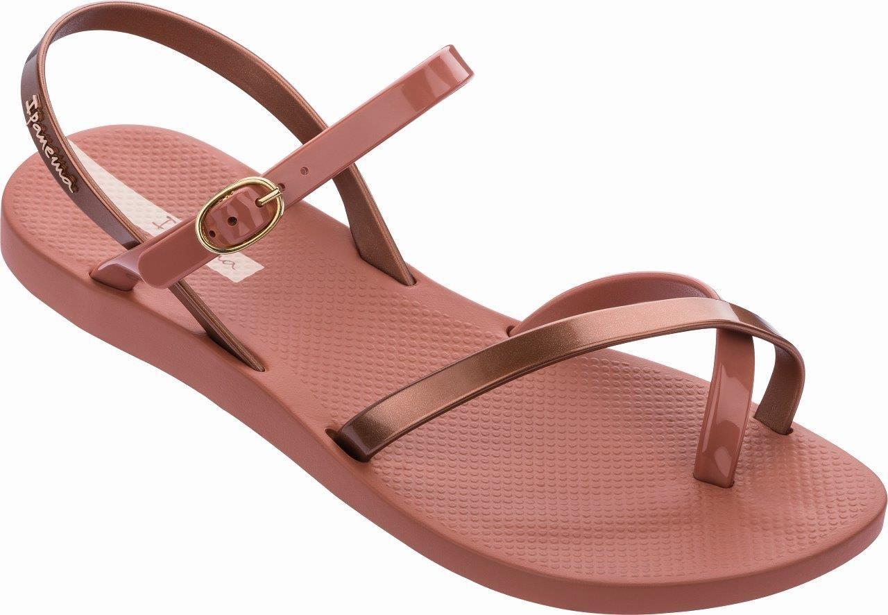 Ipanema Fashion Sand VIII Fem 780-21329 Pink/Copper (82842-24758)
