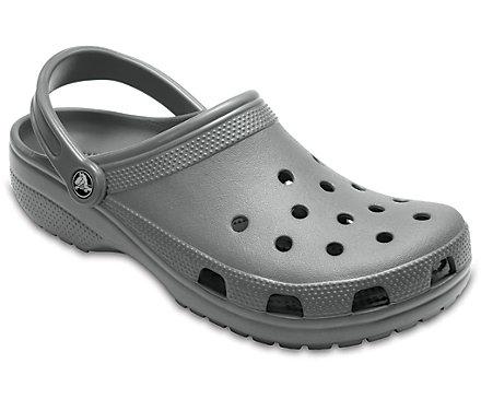 Crocs Classic Clog 10001-0DA Slate Grey Γκρι