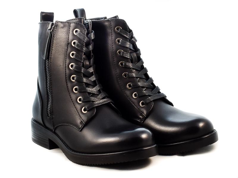Γυναικεία Μποτάκια ARSM4723 Μαύρο