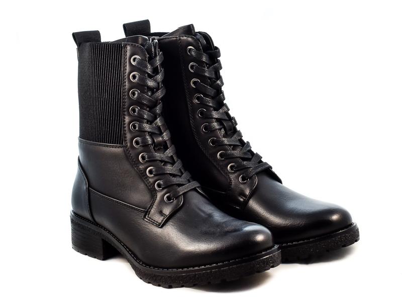 Γυναικεία Μποτάκια ARSM2665 Μαύρο