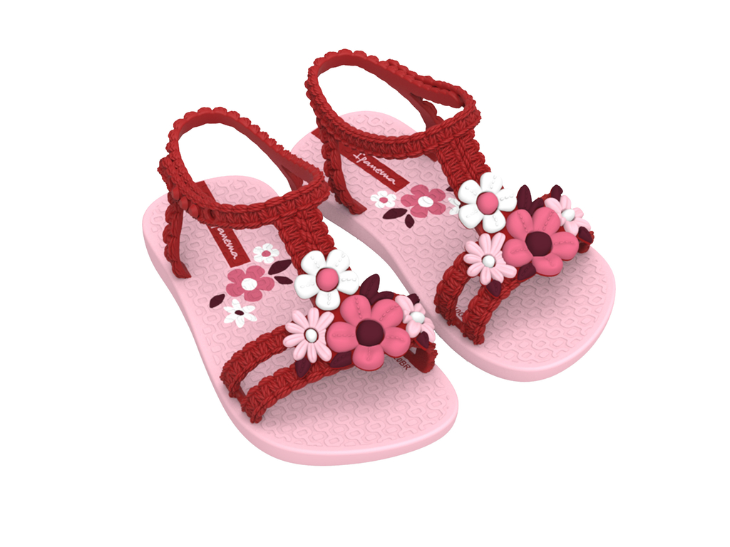 My First Ipanema VI Baby 780-21389 Pink/Red (83082-20697)