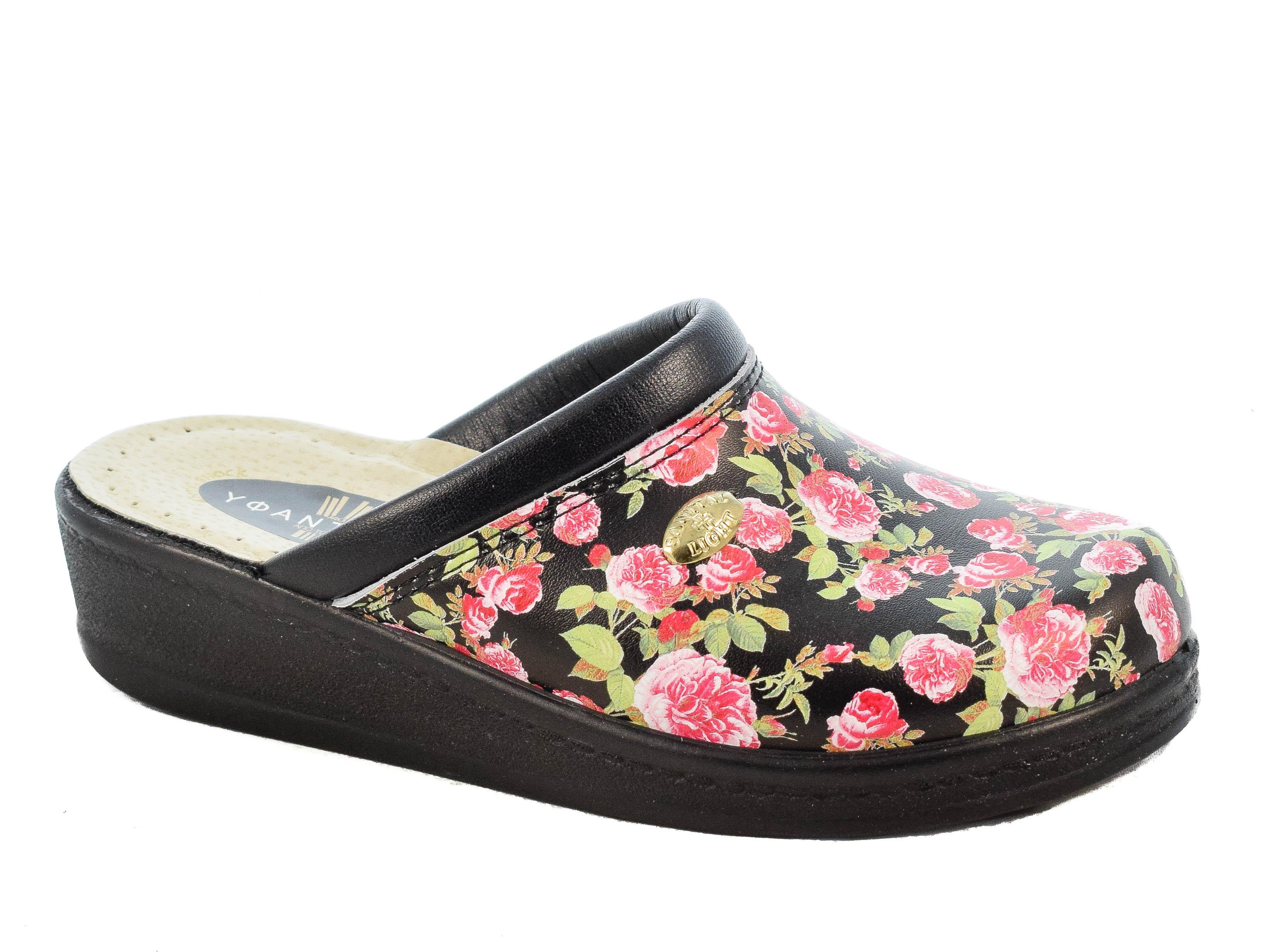 SAN1350 BLACK FLOWER Λουλούδι