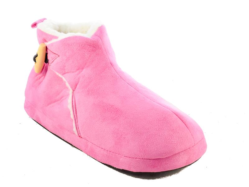 Unisex Παντόφλες Μποτάκια DeFonseca W407 Ροζ Ροζ