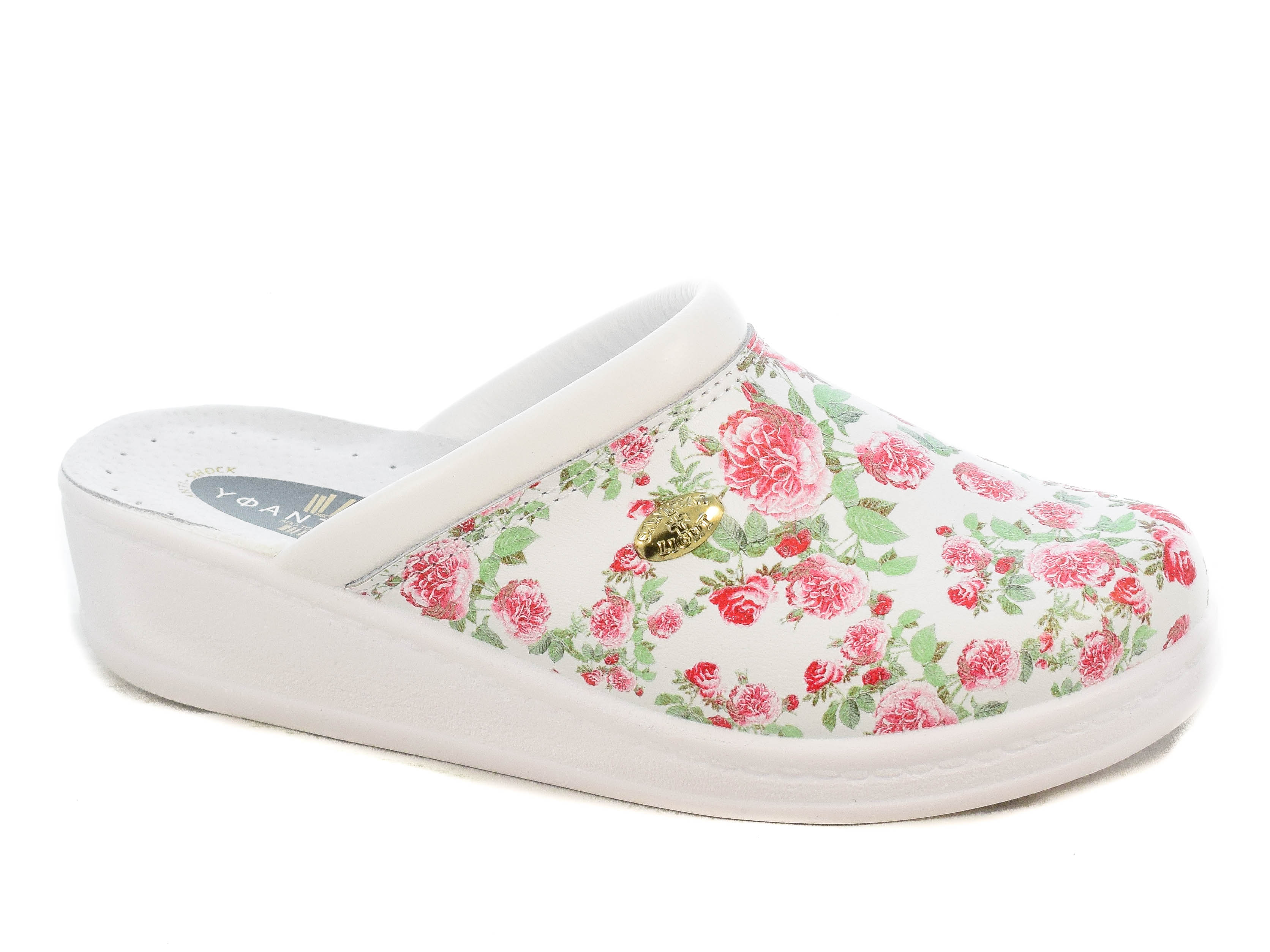 SAN1350 WHITE FLOWER Λουλούδι