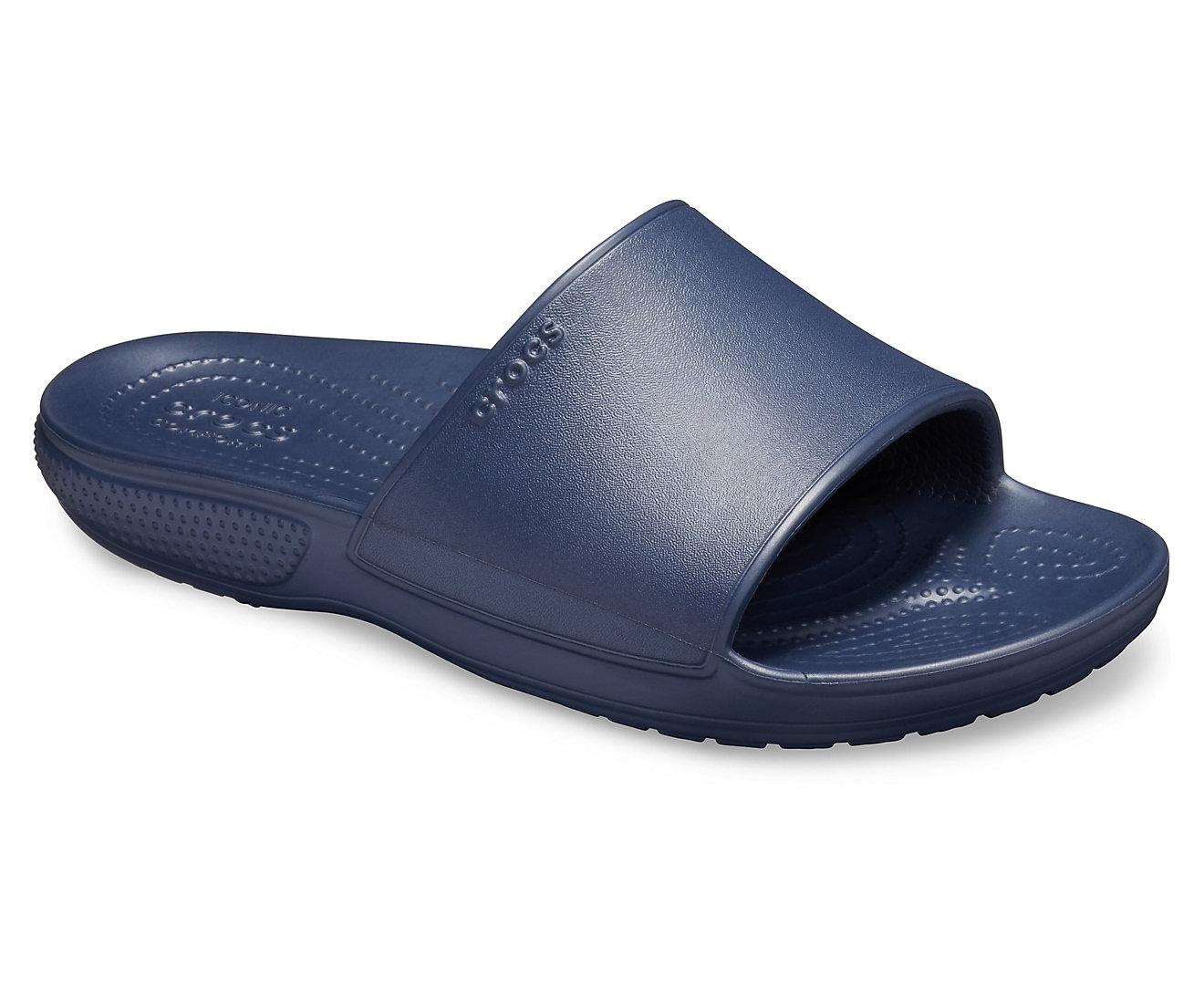 CROCS Classic II Slide 205732-410 NAVY Μπλε σκούρο