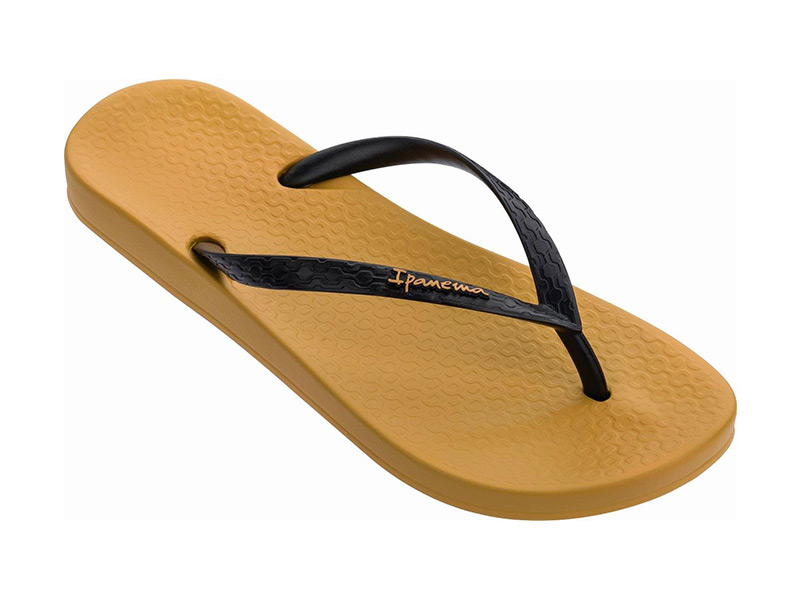 Ipanema Anatomica Tan Fem 780-20320 Yellow/Black (81030-24967) - Ipanema -