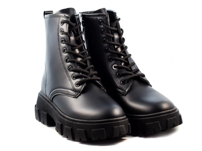 Γυναικεία Μποτάκια ARSM663 Μαύρο