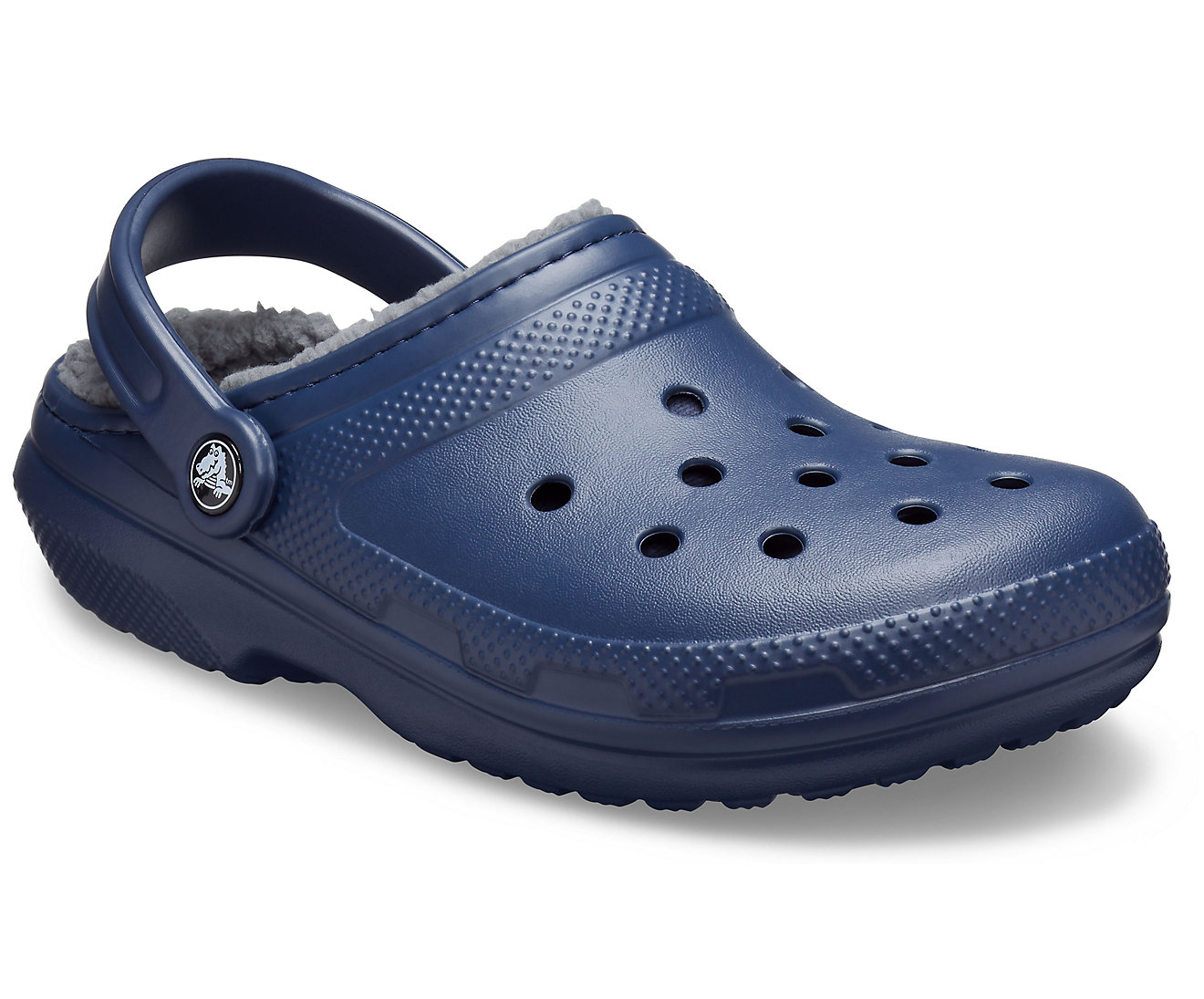 Crocs Lined Clog 203591-459 NAVY/CHARCOAL Μπλε σκούρο