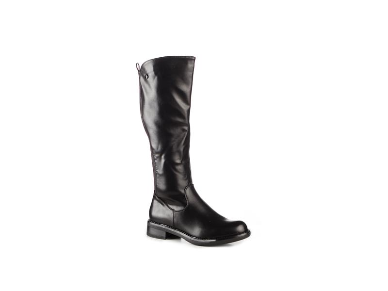 Γυναικείες Μπότες SM9153 Μαύρο