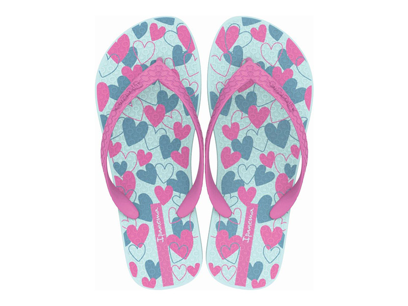 Ipanema Next Fem 780-20387 Green/Pink (26381-20735)