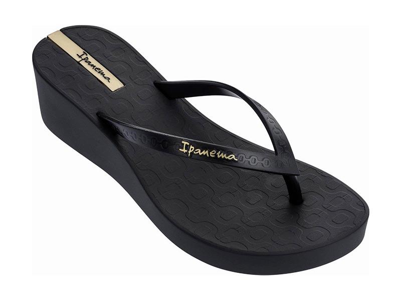 Ipanema Basic Plat Fem 780-20368 Black/Black (82628-20766)