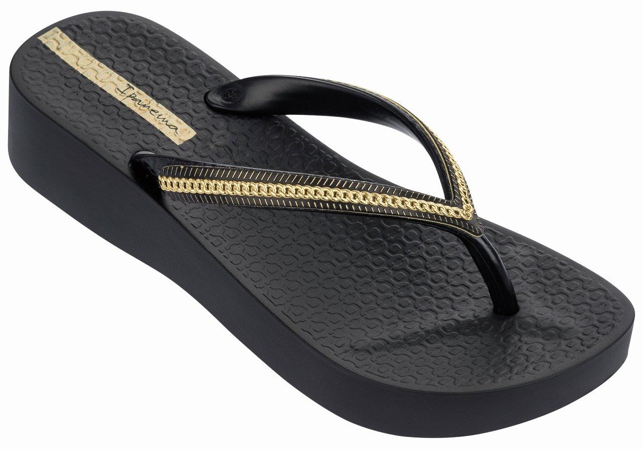 IPANEMA 780-18345 BLACK/BLACK (82285-20780) Μαύρο