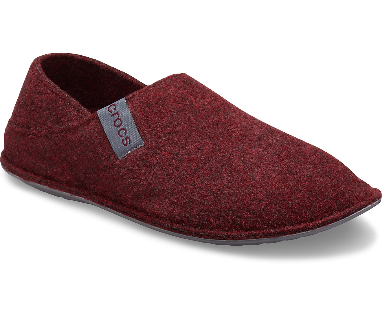 Crocs Classic Convertible Slipper 205837-60V BURGUNDY/BURGUNDY Μπορντώ